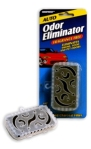 Eliminates car odors fragrance free