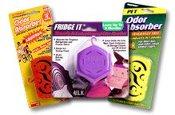 Innofresh and FRIDGE IT odor absorbers
