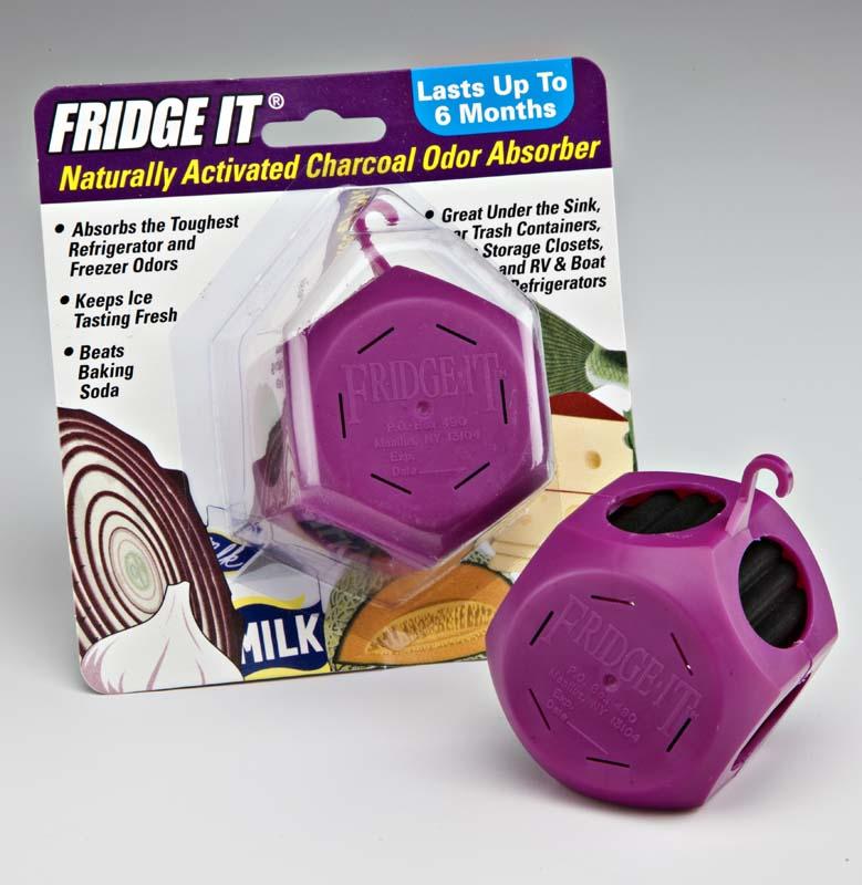 Fridge It Activated Charcoal Odor Eliminators ...